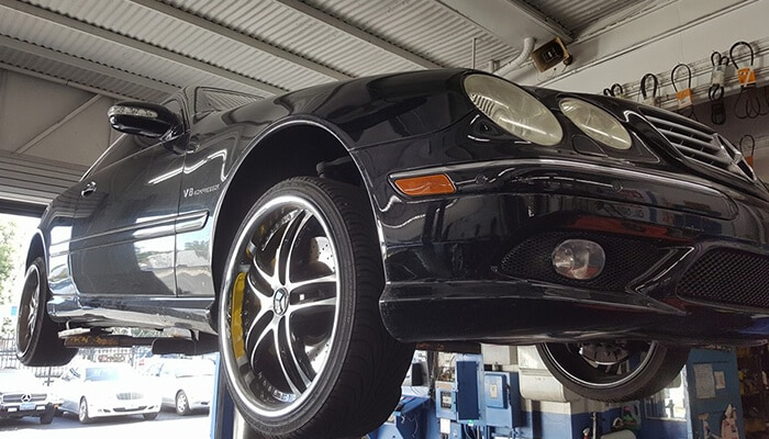 german auto repair sherman oaks