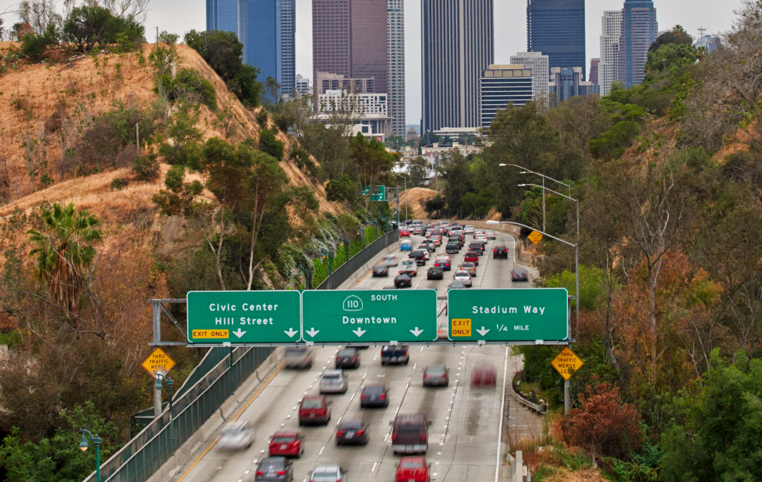 Tips to Help You Survive LA Traffic